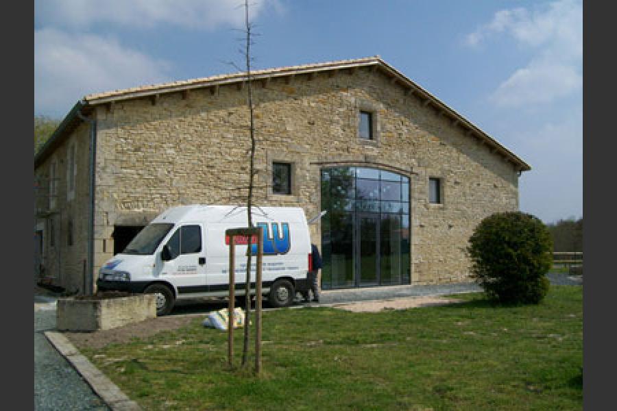 Chantier habitation
